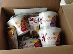 Special K hot cereal.  Great way to start the day.  #freestuff #bzzagent