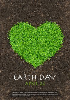 22nd April : Earth Day #EarthDay #Earth #22April
