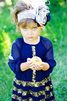 Little girls outfit! She is beautiful!!