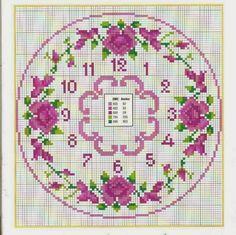 Orologio rose
