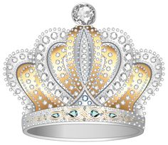 High-quality Free Clipart of Royal Crowns, King Crown PNG, Queen Crown Clipart, Princess Tiara and Pope Tiara.