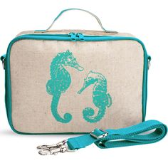 So Young - Lunch Box (Uncoated) aqua bunny