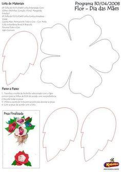 Moldes simples (Una figura o sombra) - Naikari Naika - Álbumes web de Picasa