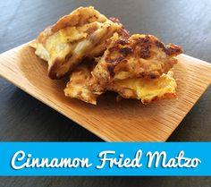 Cinnamon Fried Matzo: 5 Yummy Toddler-Friendly Passover Snacks | Disney Baby