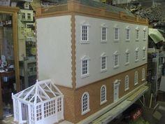 Large Victorian Mansion.