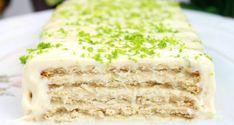 Olá meus amores, hoje eu vou ensinar a fazer uma sobremesa super refrescante e deliciosa PAVÊ DE LIMÃO, mega fácil de fazer. Então papel e caneta nas mãos e anote os ingredientes. COMO FAZER PAVÊ DE…