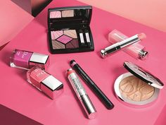 Dior Spring 2018 Makeup Collection Swatches - Beauty Trends and Latest Makeup Collections | Chic Profile
