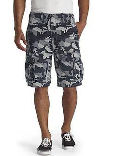 01a329ad71 Levi's Ace I Camo Cargo Shorts Today's Man, Camo Shorts, Cruise Fashion, Man