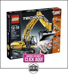LEGO TECHNIC Motorized Excavator 8043 by LEGO  ✿ Lego - el surtido más amplio ✿ ▬► Ver oferta: https://comprar.io/goto/B00TT8KRMA
