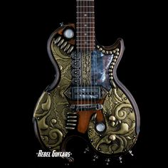Can't imagine how much this guitar costs!