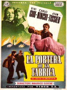 La portera de la fábrica (1950) tt0041762 P