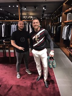 """Conor McGregor """"enjoying my city"""" Conor Mcgregor Suit, Mcgregor Suits, Conor Mcgregor Fashion, Dope Outfits For Guys, Classy Outfits, Casual Outfits, Mc Gregor Fashion, Notorious Conor Mcgregor, Gentleman Style"""