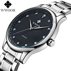 Top Brand Men Business Waterproof Watches Men's Casual Quartz Watch Hour Male Clock Stainless Steel Wristwatch Relogio Masculino