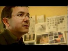 the making of the lost thing shaun tan