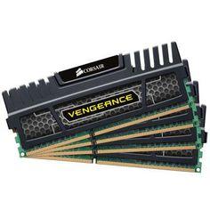 16GB 4x4GB 1600MHz DDR3