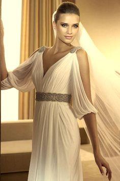 Vestido griego.