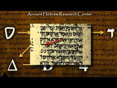 Ancient Hebrew Alphabet - Lesson 4 - Dalet