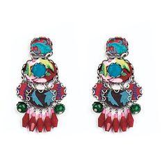 Ayala Bar Jewelry Flamenco Earrings
