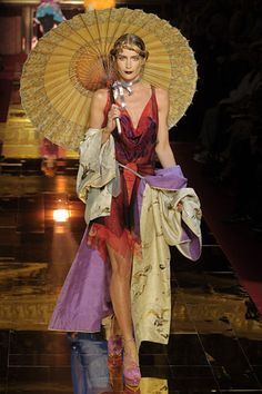John Galliano, Spring/Summer 2011, Ready-to-Wear