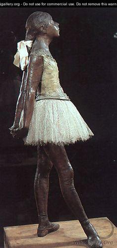 Young 14 Year Old Dancer - Edgar Degas