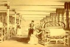 In 1785, Edmund Cartwright invented the first power loom. The power loom was very important in life because it was a machine that would weave stuff into textile. It was important because it made things faster for the factory.