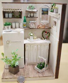 P1050619.jpg (JPEG-Grafik, 644×780 Pixel) - Skaliert (80%), shabby chic kitchen, Küchen-Einrichtung für das Puppenhaus