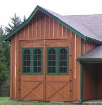1000 images about outdoor spaces on pinterest water for Rv garage doors
