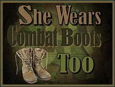 For all those pinners who are in the military, women who are veterans and those…