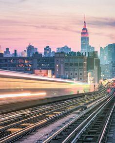 Empire State Building by @gmathewsva #newyorkcityfeelings #nyc #newyork