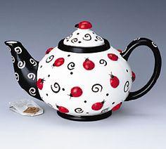 Teapots - Tea pots - Porcelain, English Bone China - Tea Sets