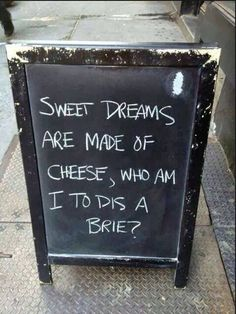 Sweet Dreams...so clever