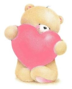 Always love with your heart, because that were God looks at the most! Tatty Teddy, Cute Images, Cute Pictures, Teddy Bear Pictures, Blue Nose Friends, Bear Wallpaper, Love Bear, Cute Teddy Bears, Bear Art