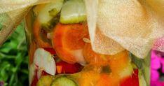 Sezon zaprawiania trwa w najlepsze. Przygotowałam dla Was kilka propozycji, które urozmaicą zimowe posiłki o własnoręcznie przygotowane prz... Stuffed Peppers, Vegetables, Healthy, Stuffed Pepper, Vegetable Recipes, Health, Stuffed Sweet Peppers, Veggies