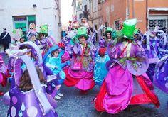 L' Albero di Natale: Carnevale 2016 a Civita Castellana