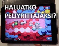 Miten ryhtyä peliyrittäjäksi? Psyon Gamesin haastattelu. Finland