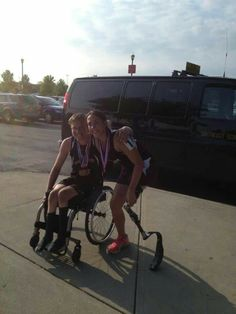 Friendships and confidence grown from adaptive sports.