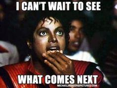 Michael Jackson Popcorn Meme - What Comes Next