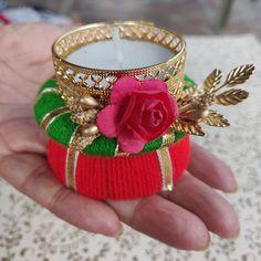 Room Interior Colour, Diy Diwali Decorations, Diwali Diya, Rangoli Designs Diwali, Ankle Bracelets, Colorful Interiors, Candle Holders, Packing, Candles