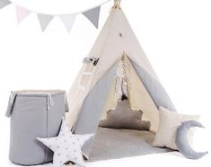 This item is unavailable Canvas Teepee, Canvas Fabric, Bed Education, Bed Covers, Kids House, Play Houses, Wooden Toys, Kids Room, Toddler Bed