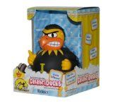 University of Iowa Herky the Hawk Mascot Rubber Duck: Limited Edition Celebriduck