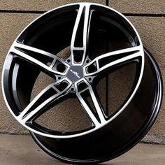 Nice 18x8.0 19x8.5 19x9.5 5x120 Car Alloy Wheel Rims fit for BMW