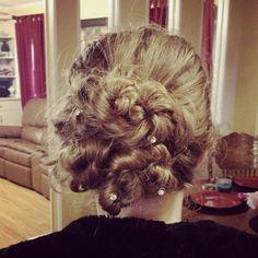Twist hair :-)