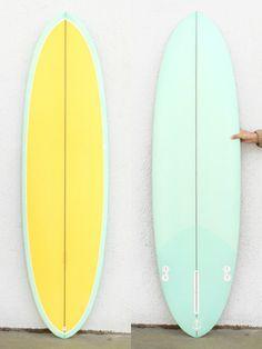 6'6 Fineline Egg On Acid - Mollusk Surf Shop