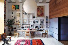 Inez and Vinoodh's NYC Apartment | HUH.