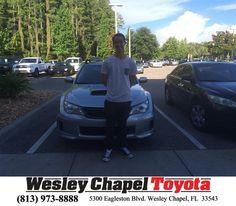 https://flic.kr/p/Go6mJB | #HappyBirthday to Michael from Amanda Baron at Wesley Chapel Toyota! | deliverymaxx.com/DealerReviews.aspx?DealerCode=NHPF