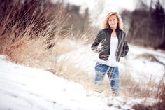 Winter Portraits | Simply Portraiture | Brighton Howell Michigan Portrait Photography