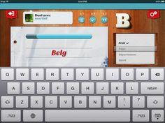 Bac | Photo de iPad : Little Bac, un petit bac sur tablette !