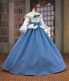 Sewing Circle (Scarlett O`Hara) Ensemble from Gone With The Wind