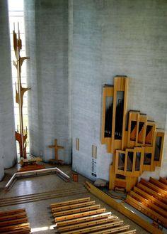 Iglesia Kaleva (1959) Reima Pietilä & Raili Pietilä