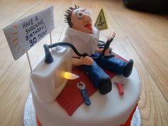 Electrician cake — Birthday Cakes
